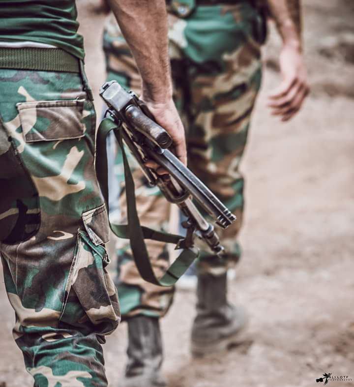 Photo of الجيش يواصل عملياته ضد داعش بريف حمص