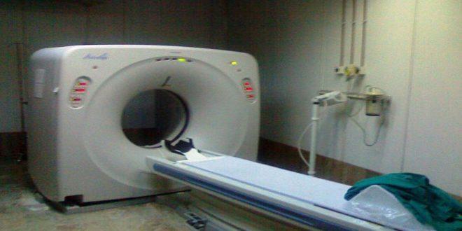 Photo of عودة الطبقي محوري إلى مشفى درعا