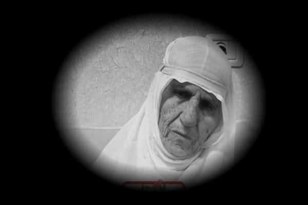 Photo of المرحومة ام حسين غازية صبح ولقاء خاص قبل وفاتها