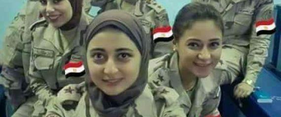 Photo of تجنيد إجباري للفتيات بمصر!!