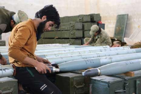 Photo of مساع خليجية لإسقاط الهدنة بسوريا