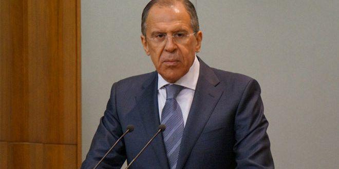 Photo of لافروف: الناتو هو المسؤول عن التوتر بأوروبا