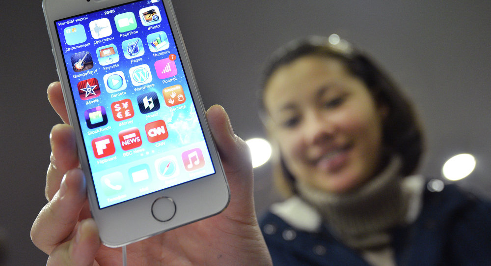 Photo of مادة لشحن الهواتف بالاصابع