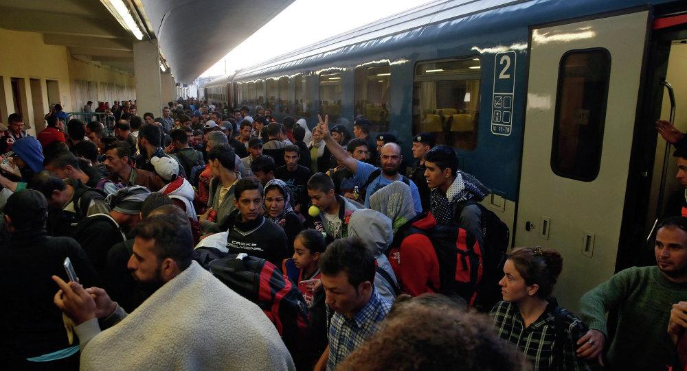 Photo of معونات ألمانية للاجئيين مقابل عودتهم لبلادهم
