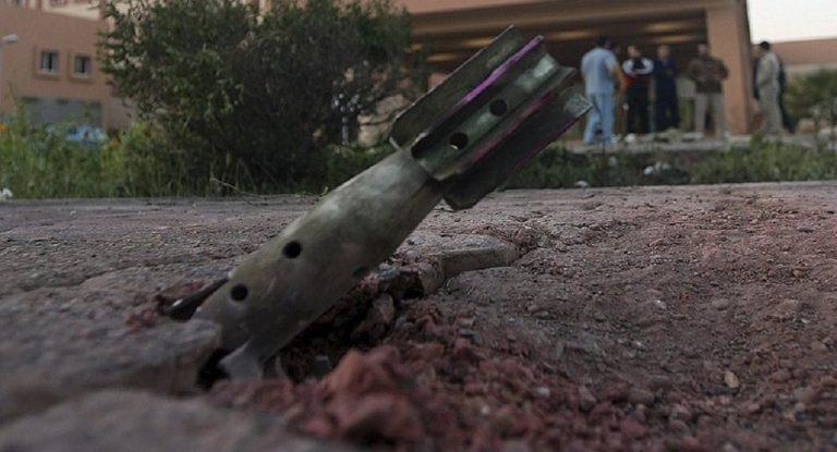 Photo of قذائف إرهابية على السفارة الروسية
