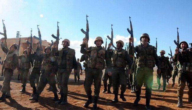 الجيش يسيطر على 8 قرى بريف حلب