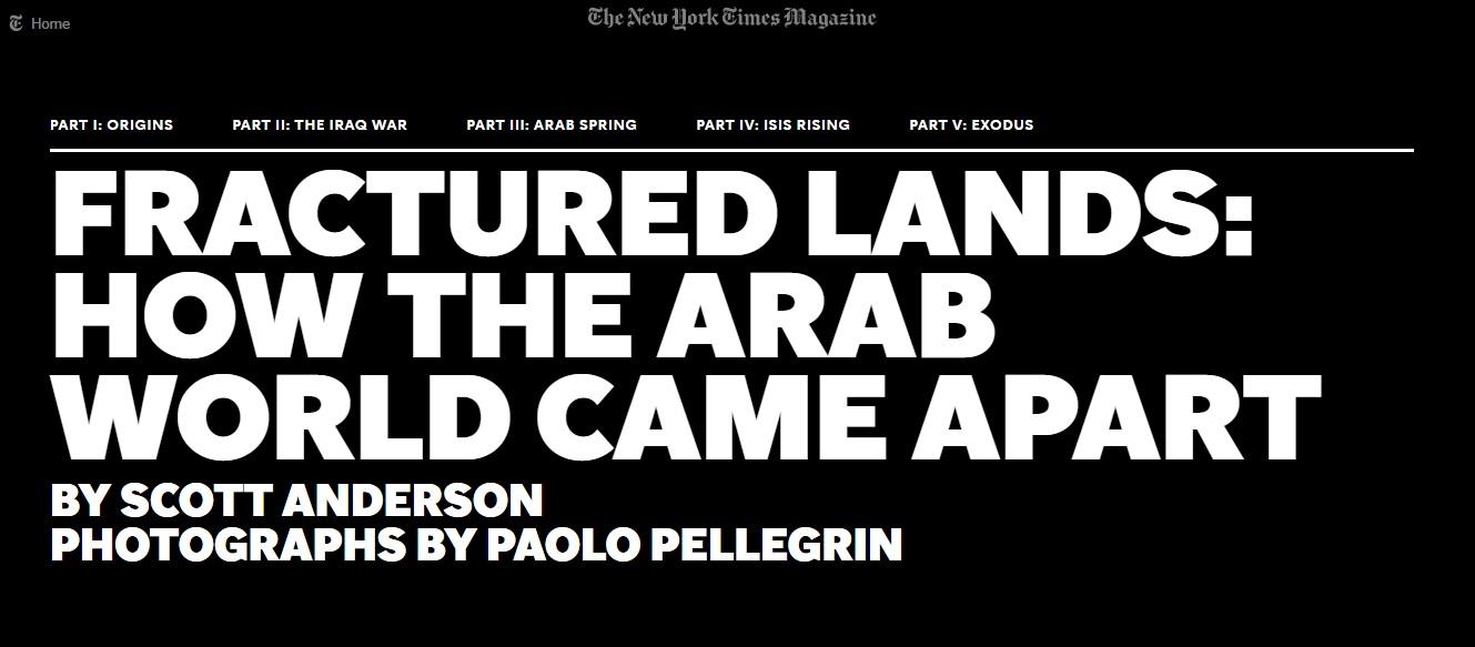 Photo of نيويورك تايمز: هم من دمروا بلادهم