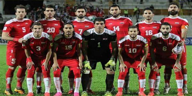 Photo of إعلان قائمة منتخب سورية لكرة القدم التي ستخوض مباراتي أوزبكستان وكوريا الجنوبية في تصفيات كأس العالم