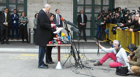Photo of أنباء مسربة من واشنطن لا تُفرح وفد المعارضة السورية في جنيف