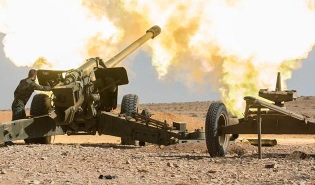 Photo of تقدم للجيش باتحاه حقل جيان وتأمين مطار السين