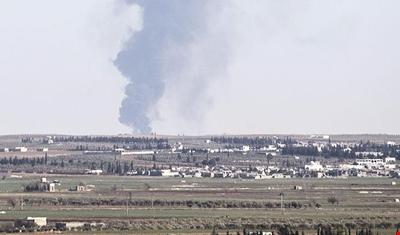Photo of داعش ينسحب من مدينة الباب شمال سوريا