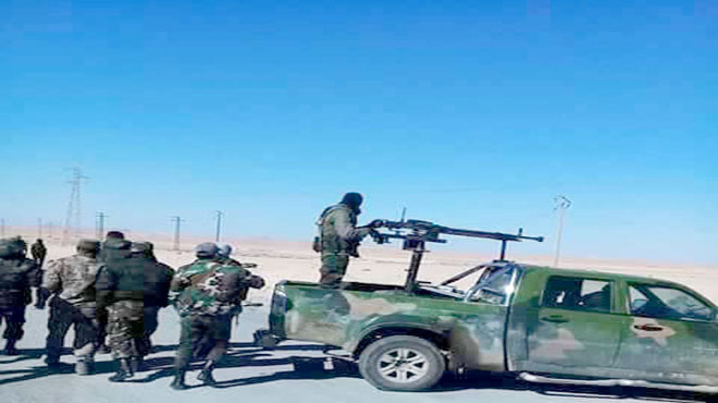 Photo of عمليات نوعية للجيش بريف حمص