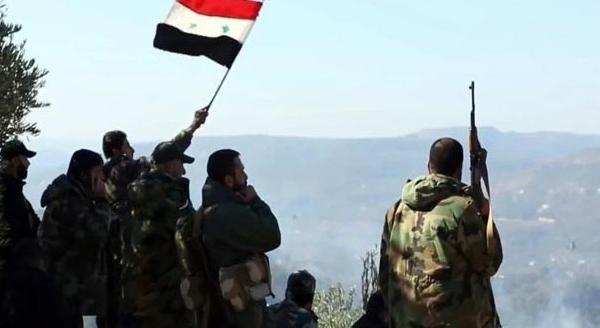 Photo of الجيش يتقدم باتجاه مدينة الباب