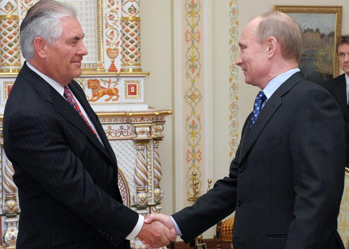 Photo of صديق بوتين…وزيراً للخارجية الامريكية