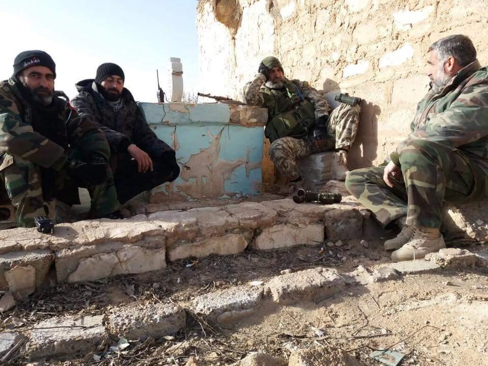 Photo of عمليات مركز للجيش بمنطقة الثردة بدير اازور