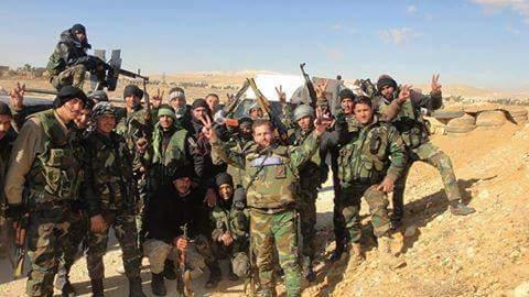 Photo of الجيش يحقق تقدماً بتدمر