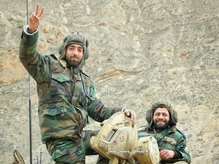 Photo of الجيش يتقدم بدير حافر شرق حلب