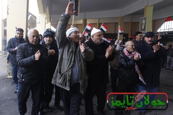Photo of صور جديده للاحتفال في بيت الشعب / تصوير ايهم حسين صبح