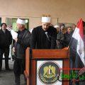 برقية مشيخة العقل في سورية  للاهل في الجولان
