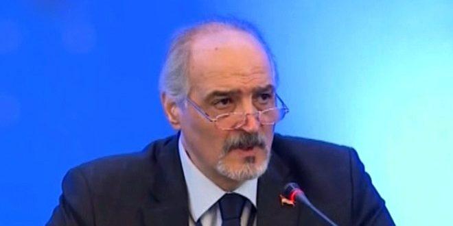 Photo of الجعفري: لن نسمح لأحد أن يكرر بسوريا مافعلوه بالعراق وليبيا