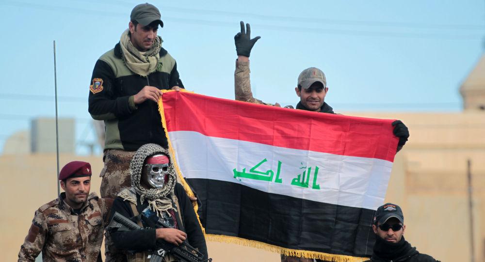 Photo of القوات العراقية تواصل تقدمها على طريق الموصل