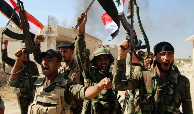 Photo of عمليات نوعية للجيش بجبهة درعا