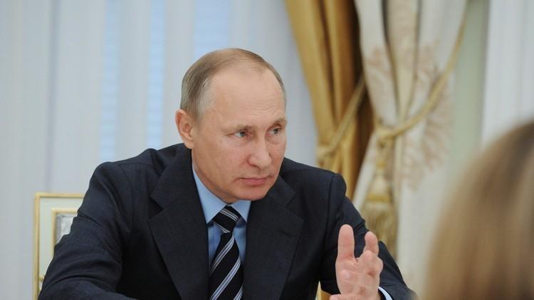 Photo of بوتين: العدوان الثلاثي على سوريا هدف لمنع إجراء تحقيق بمسرحية دوما الكيميائي
