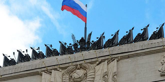 Photo of الدفاع الروسية: أمريكا تورد أسلحة للإرهابيين