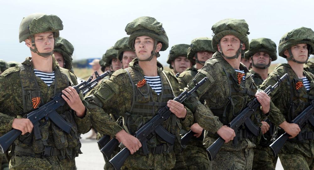 روسيا تعلن استشهاد جندي روسي بتدمر