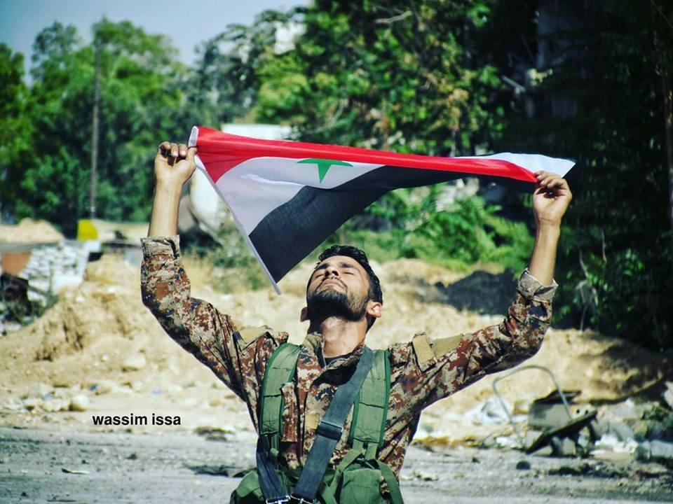 Photo of تقدم نوعي للجيش بريف تدمر