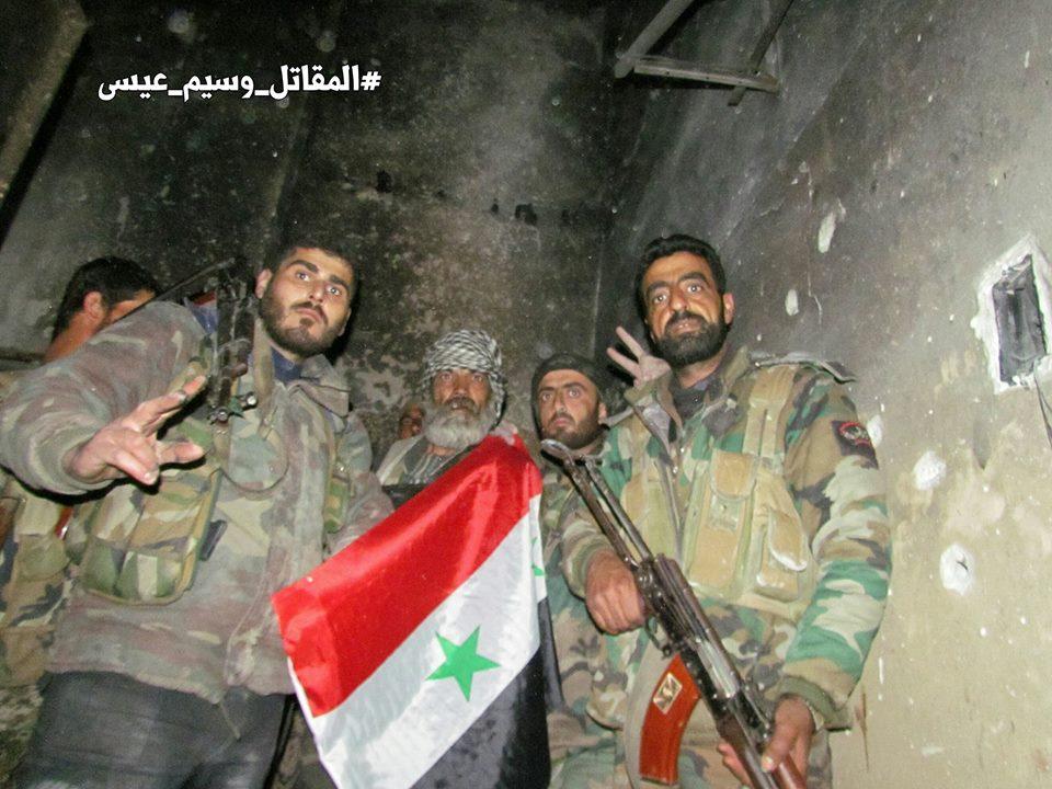 Photo of خسائر كبيرة للارهابيين المتسللين بريف حماة