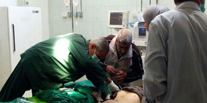 Photo of اعتداءات إرهابية على المدنيين بدمشق ودير الزور