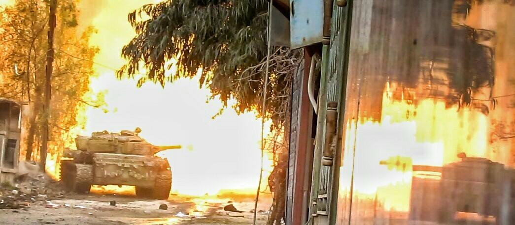 Photo of الجيش يواصل عملياته بنجاح بمحاور جوبر