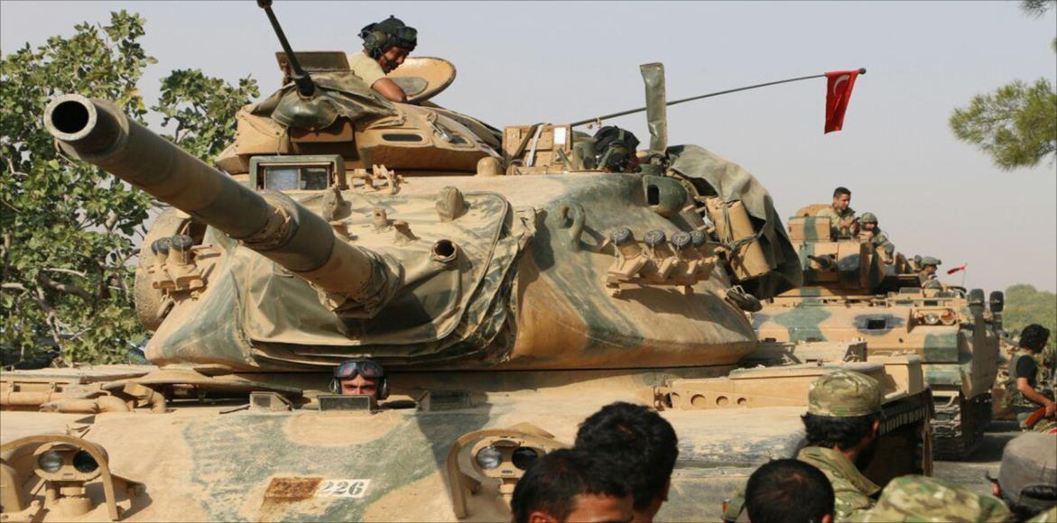 "Photo of أنقرة تنهي ""درع الفرات"" في سورية.."