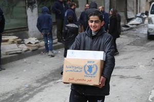 Photo of بيان صحفي من برنامج الأغذية العالمي عن عمله بسوريا
