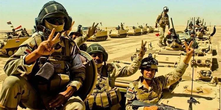 Photo of الجيش العراقي يتقدم في الموصل