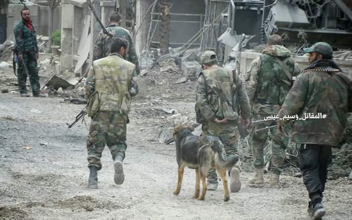 Photo of الجيش يقتل 150 إرهابيا شرق دمشق