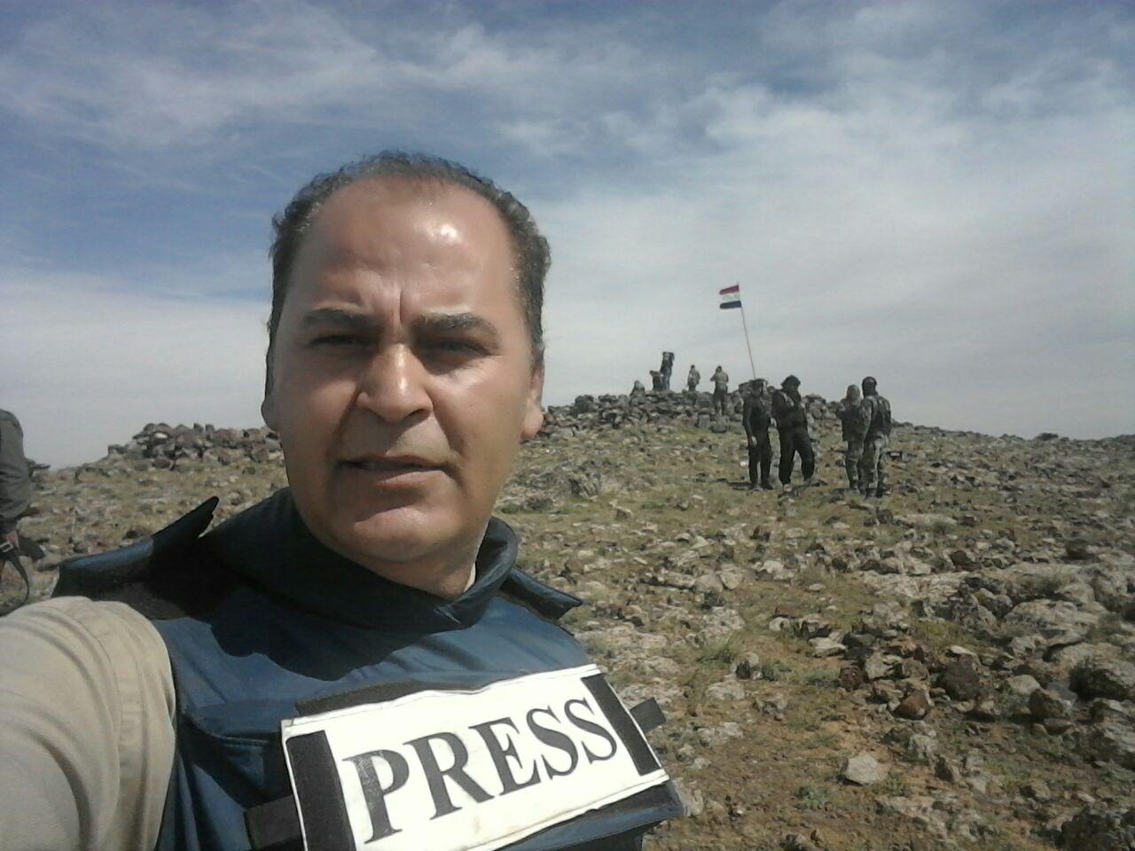 Photo of حصري جولان تايمز تحرير تل صعد وقرية القصر في السويداء