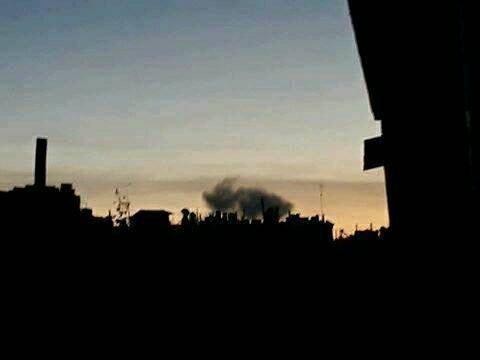 Photo of صباحاً…معارك عنيفة بجوبر
