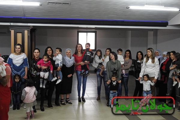 Photo of حضانات بقعاثا يحتفلن بعيد الام