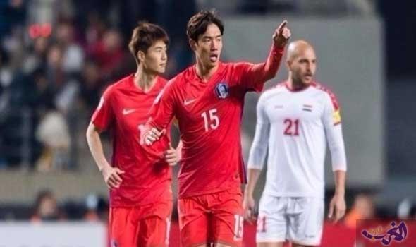 Photo of منتخب سورية لكرة القدم يخسر أمام نظيره الكوري