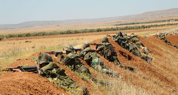 Photo of الجيش يستعيد قلعة «الهري» بريف تدمر