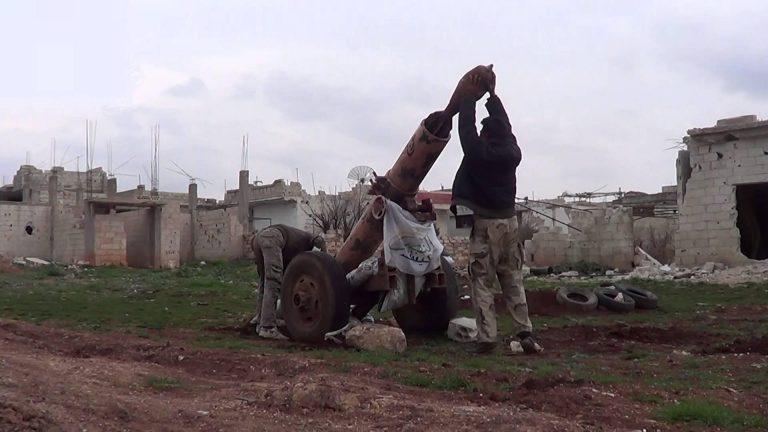 Photo of معارك عنيفة بريف حماة
