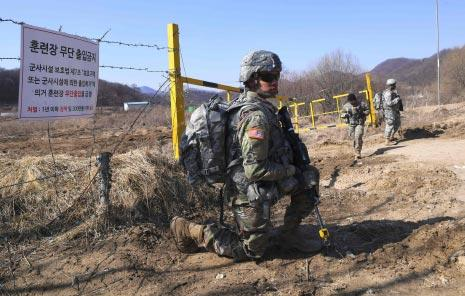ترامب يسلك «الطريق الخطأ»: منظومة صواريخ أميركية تصل كوريا