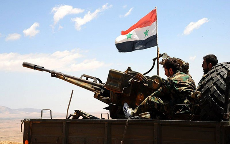 "Photo of مجدداً… الجيش يكسر ""النصرة"" بحي المنشية"