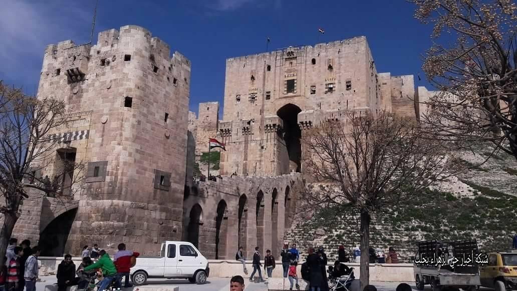 Photo of بدء عودة أهالي حلب المهجرين إلى منازلهم