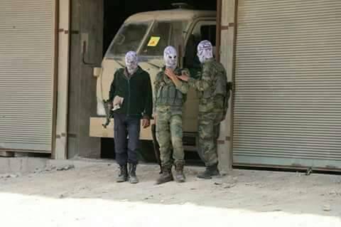 Photo of جديد .. كلاسيكو إرهابيي الغوطة الشرقية