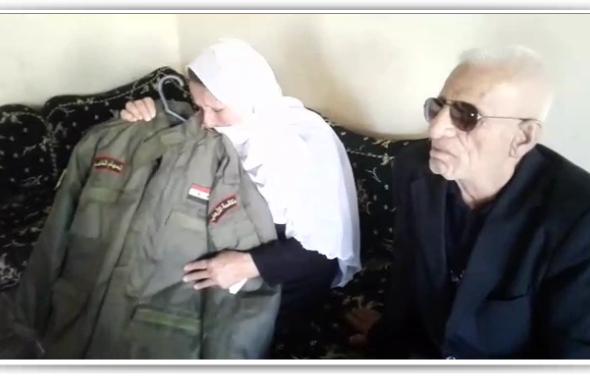 Photo of مصاب حرب تشرين ووالد شهيد ولا يزال يفدي الوطن