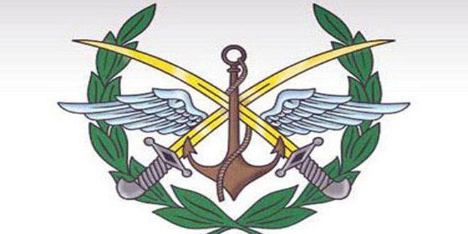 قيادة الجيش تؤكد قيام أمريكا بعدوان على أحد المطارات العسكرية