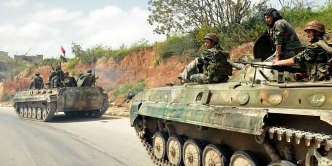 Photo of الجيش يوسع نطاق سيطرته بريف حماة